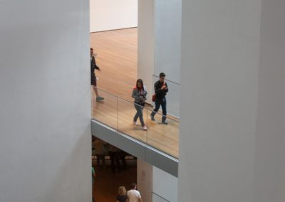 Four Floors New York MOMA