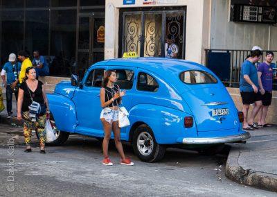 Cuba Taxi!