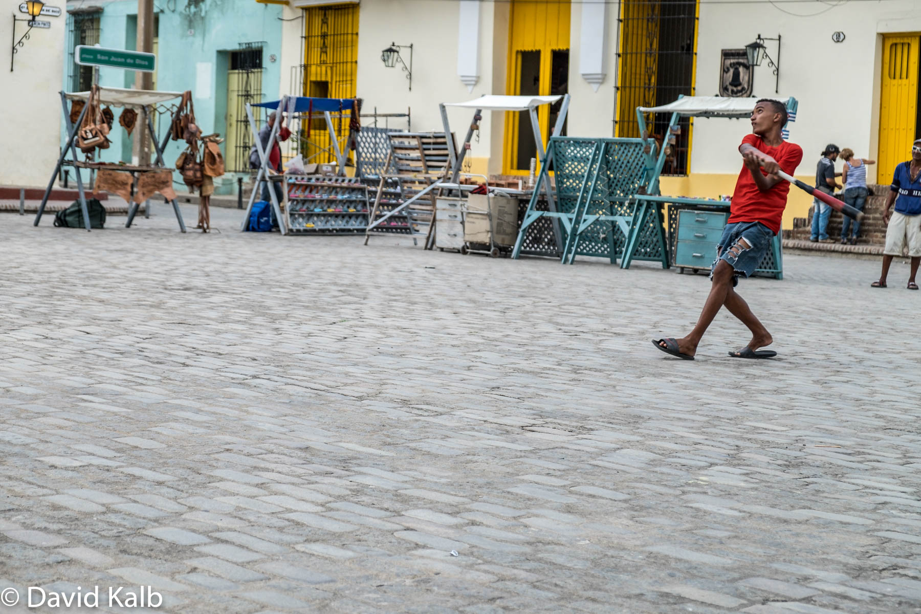 Cuba's National Sport Baseball