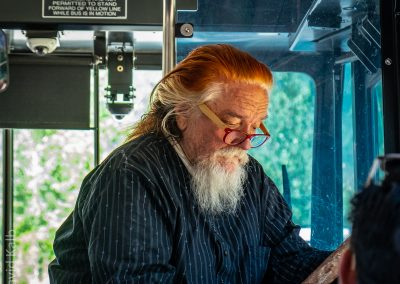 Man on the Bus 2