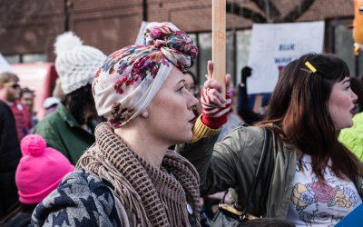 Women's March Sacramento